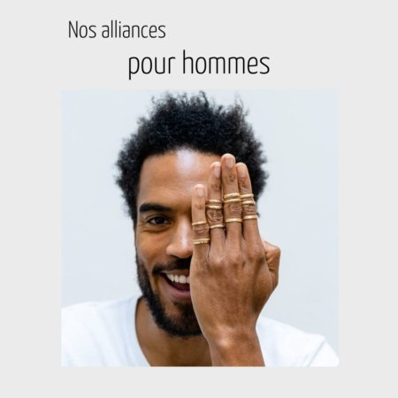 Alliances homme