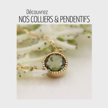 Colliers & pendentifs